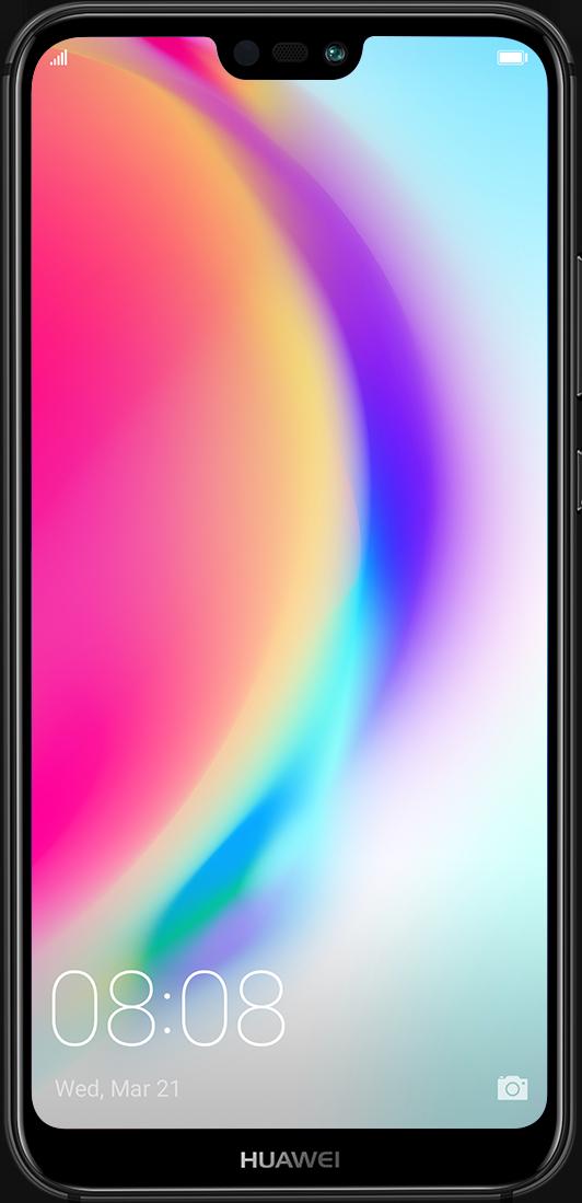 HUAWEI nova 3e vibrant fullview display
