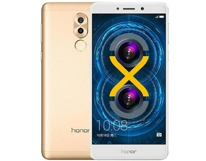 Picture of HUAWEI HONOR 6X DUAL SIM 4G 32GB GOLD