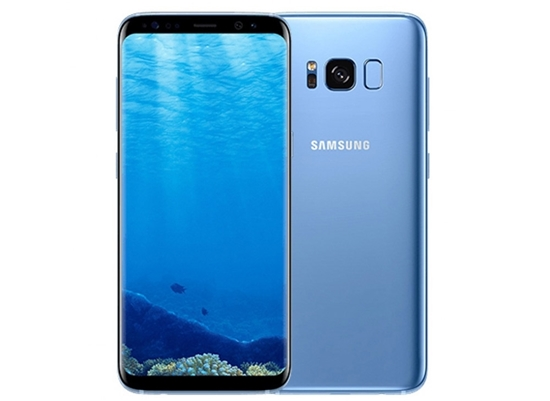 Picture of SAMSUNG Galaxy S8 DUOS LTE 64GB BLUE
