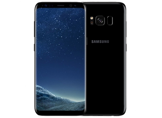 Picture of SAMSUNG Galaxy S8+ DUOS LTE 64GB BLACK