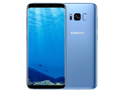 Picture of SAMSUNG Galaxy S8+ DUOS LTE 64GB BLUE