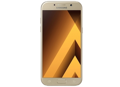 Picture of Samsung Galaxy A7 2017 Dual Sim - 32GB Gold