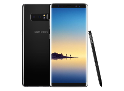 Picture of SAMSUNG GALAXY NOTE 8 64GB BLACK