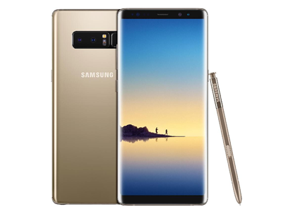 Picture of SAMSUNG GALAXY NOTE 8 64GB GOLD