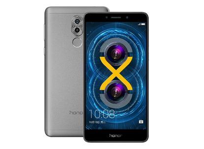 Picture of HUAWEI HONOR 6X DUAL SIM 4G 32GB GREY