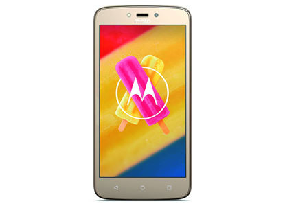Picture of MOTOROLA MOTO C PLUS DS 32GB GOLD