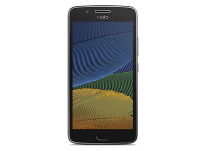 Picture of MOTOROLA MOTO G5 DUAL SIM GREY