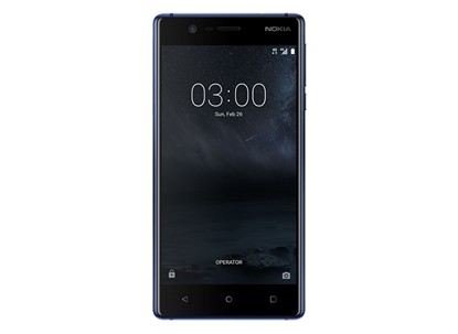Picture of NOKIA 3 DUAL SIM BLUE