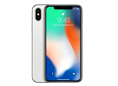Picture of Apple iPhone X 64GB - Silver