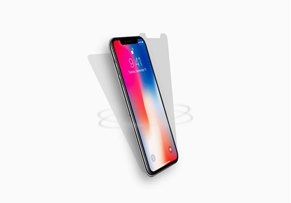 Picture of Cygnett Halo - 360 TPU shock absorbing Front / Back screen protector for iPhone X