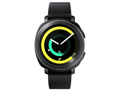 Picture of SAMSUNG GEAR SPORT WATCH - Black