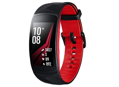 Picture of SAMSUNG GEAR FIT2 PRO FTNESS BAND Red