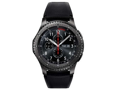 Picture of SAMSUNG GEAR S3 FRONTIER SMART WATCH - Black