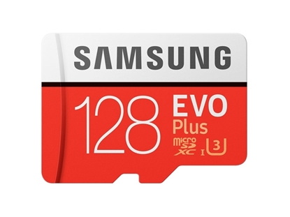 Picture of Samsung EVO PLUS 128GB SD Card