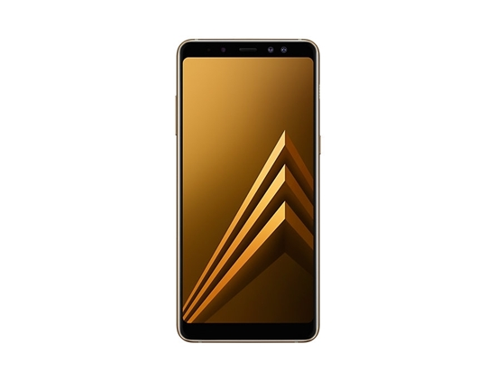 Picture of SAMSUNG GALAXY A8+ (2018) 64GB GOLD