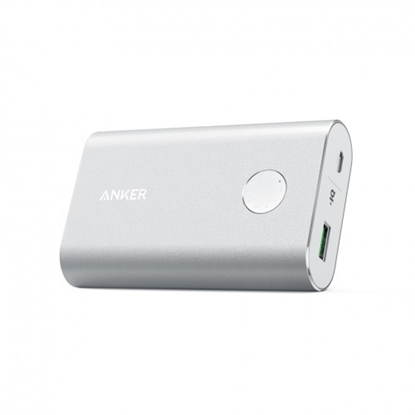 Picture of Anker Power Bank Core + 10050mAh with Quick Charge 3.0 UN Silver
