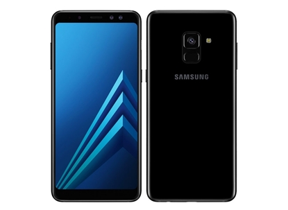 Picture of SAMSUNG GALAXY A8 (2018) 64GB BLACK