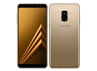 Picture of SAMSUNG GALAXY A8 (2018) 64GB GOLD