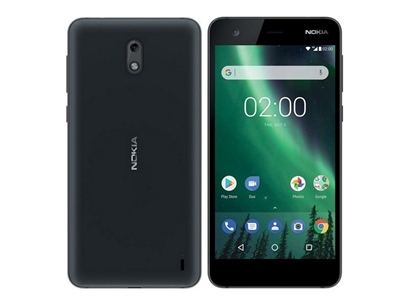 Picture of NOKIA 2 DUAL SIM BLACK