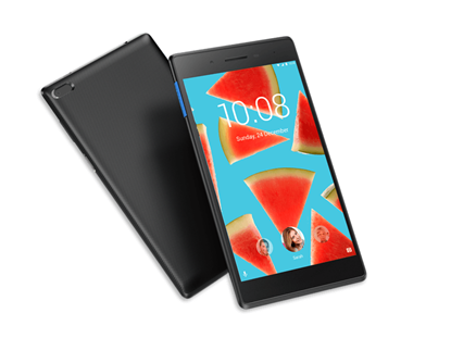 "Picture of LENOVO TAB 4 TB-7304I 16GB 7"" Black + Gift Pack"