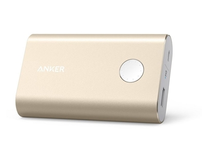 Picture of Anker Power Bank Core + 10050mAh with Quick Charge 3.0 UN Gold