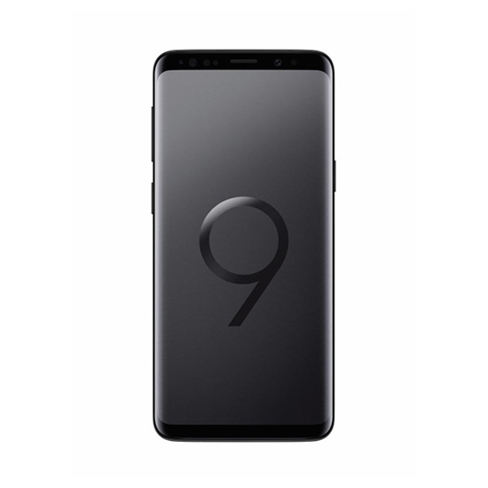 Picture of SAMSUNG GALAXY S9+ DUOS LTE 128 GB Black