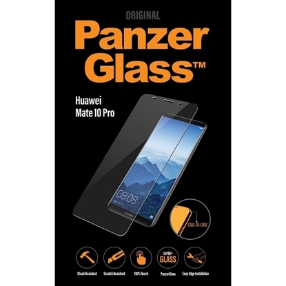 Picture of PanzerGlass Huawei Mate 10 Pro, Clear