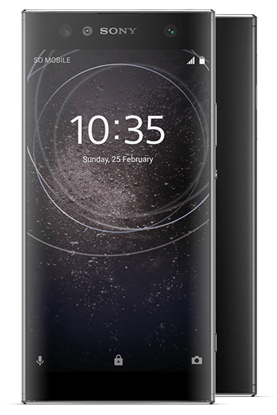 Picture of SONY XPERIA XA2 ULTRA DUAL SIM 32GB Black