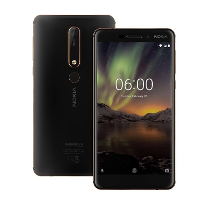 Picture of NOKIA 6.1 32GB Black
