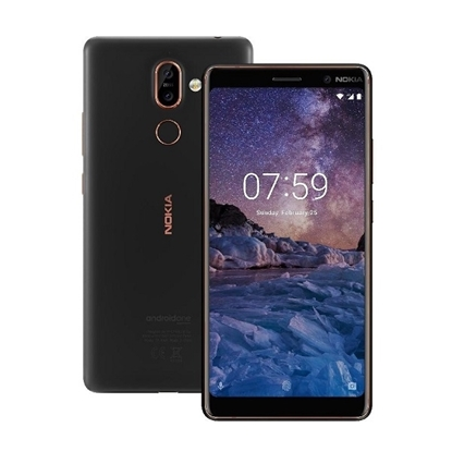 Picture of NOKIA 7 PLUS DS 64 Black