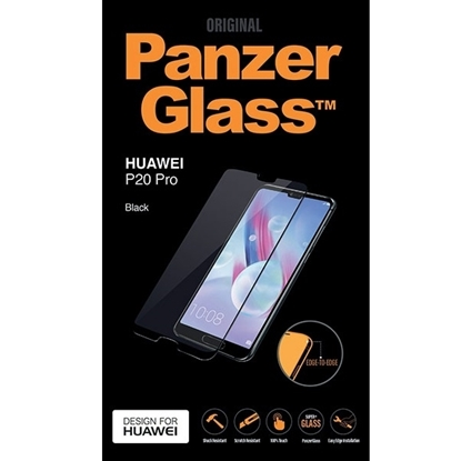 Picture of PanzerGlass , Screen Protector For Huawei P20 Pro - Clear
