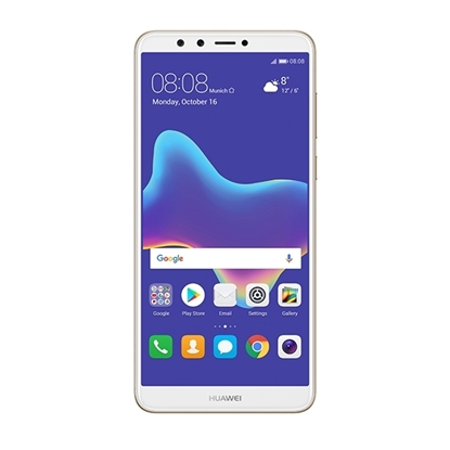 Picture of Huawei , Y9 2018 Dual 4G 32GB Gold