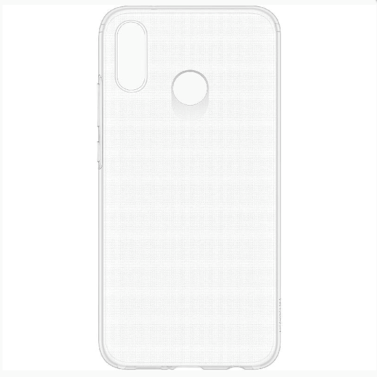 Picture of Huawei , TPU Clear Back Cover For Nova 3E - Transparent