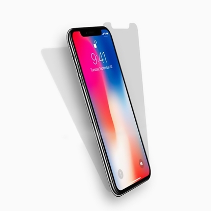 Picture of Cygnett , Halo 360  Shock Absorbing Front / Back Screen Protector for iPhone X - Clear