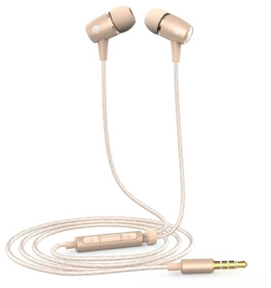 Picture of Huawei Wired Earphone Three-button control With Mic AM12 - Gold