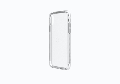 Picture of Cygnett Orbit High Performance Protective Case in Crystal for iPhone X -