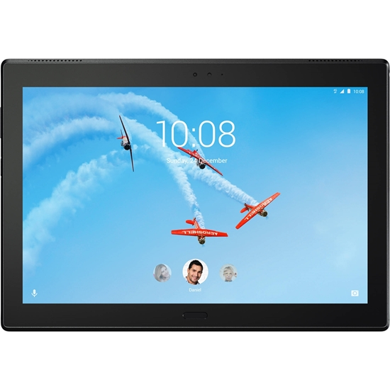 "Picture of Lenovo TB-X304X TAB 4 10.1"" 16GB 4G LTE Voice Slate - Black"