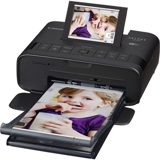 Picture of Canon Selphy Photo Printer CP1300 - Black