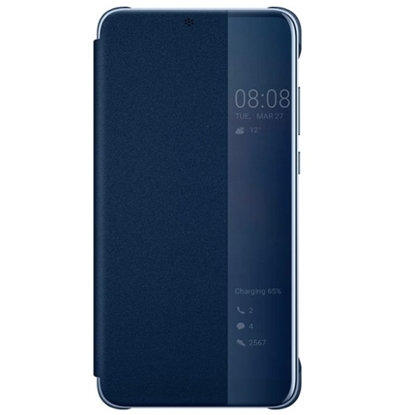 Picture of Huawei P20 Pro -Smart View Flip Cover - Deep Blue