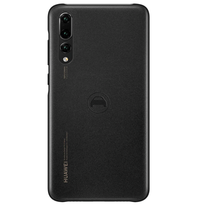 Picture of Huawei Protective Case Support Car Magnetic Holder for P20 Pro  - Black