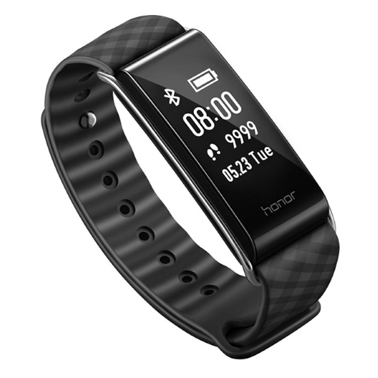 Picture of Huawei Color Band A2 Waterproof ,Heart Rate Monitor Fitness Tracker - Black