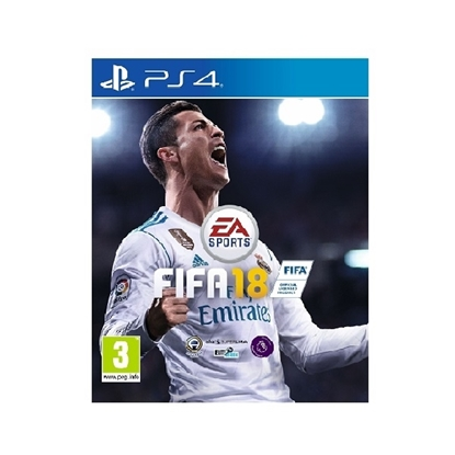 Picture of FIFA 18, Standard Edition - PlayStation 4 Game