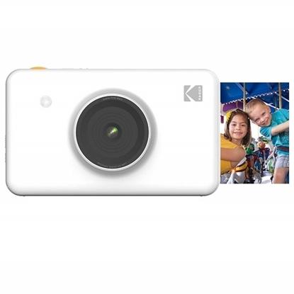 Picture of Kodak Mini SHOT Wireless 2 in 1 Digital Camera & Printer - White