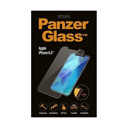 Picture of PanzerGlass Apple iPhone Xs MAX Standard Fit