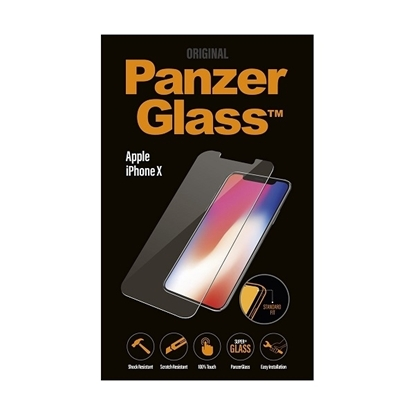 Picture of PanzerGlass iPhone X/XS Standard fit
