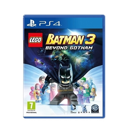 Picture of LEGO Batman 3: Beyond Gotham, PlayStation 4
