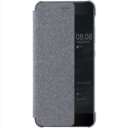 Picture of Huawei Smart View  Flip Cover For P10 - Light Gray