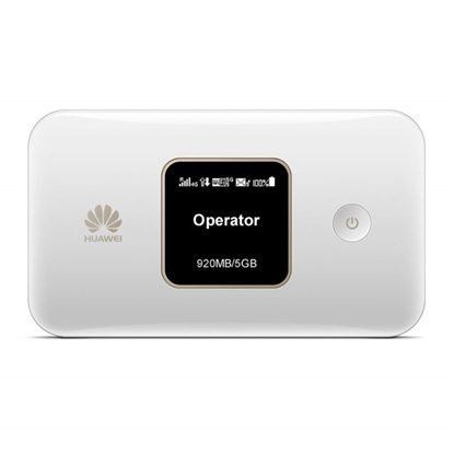 Picture of Huawei Elite 2 E5785Lh WiFi Router ,CAT6 4G LTE , 3,000 mAh - White