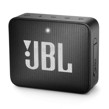 Picture of JBL GO 2 Portable Bluetooth Speaker - Black
