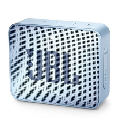 Picture of JBL GO 2 Portable Bluetooth Speaker - Cyan